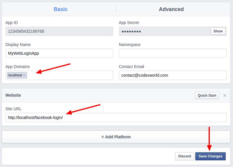 facebook-app-creation-tutorial-settings-page-by-semicolonworld