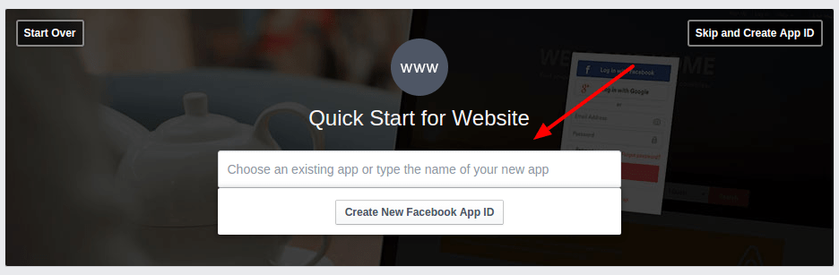 facebook-app-creation-tutorial-application-name-by-semicolonworld